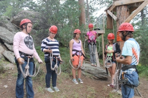 Ropes Course!